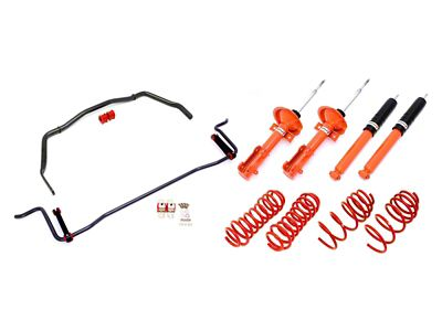 BMR Koni Handling Performance Package - Level 2 - Hammertone (05-10 GT)