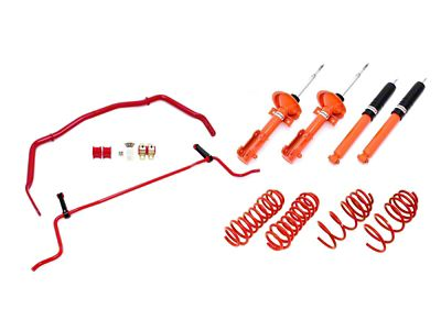 BMR Koni Handling Performance Package - Level 2 - Red (05-10 GT)