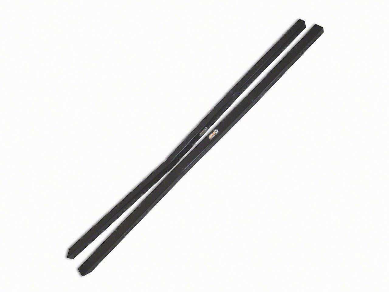 J&M Standard Length Subframe Connectors - Bare (79-04 All)