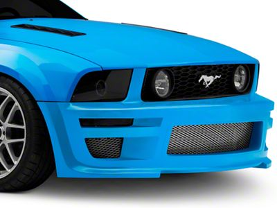 RK Sport California Dream Front Bumper - Unpainted (05-09 GT, V6)