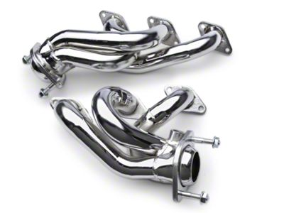 MAC 1-5/8 in. Chrome Shorty Headers (05-09 V6)