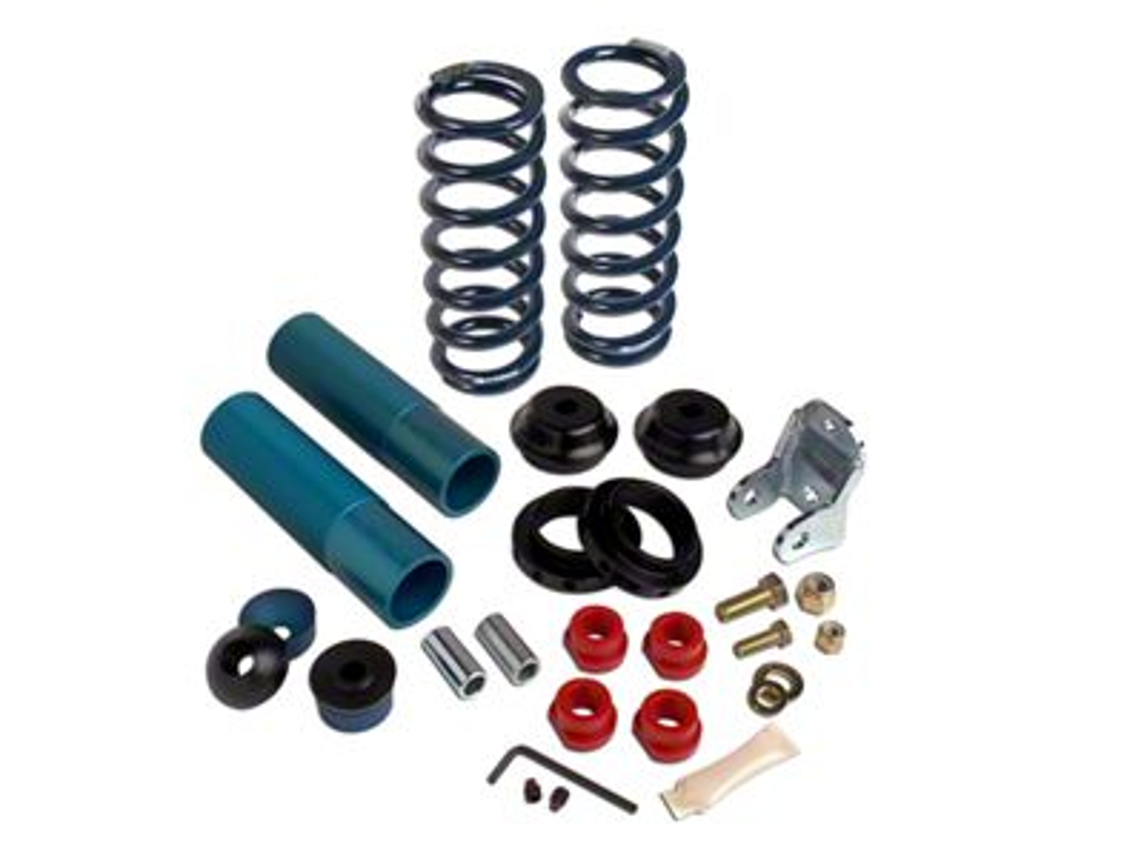 Maximum Motorsports Rear Coil-Over Conversion Kit for Koni Struts (79-04 All, Excluding 99-04 Cobra)