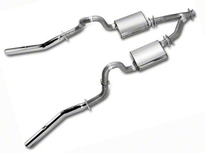 MAC Dual Exhaust Conversion Kit (99-04 V6)