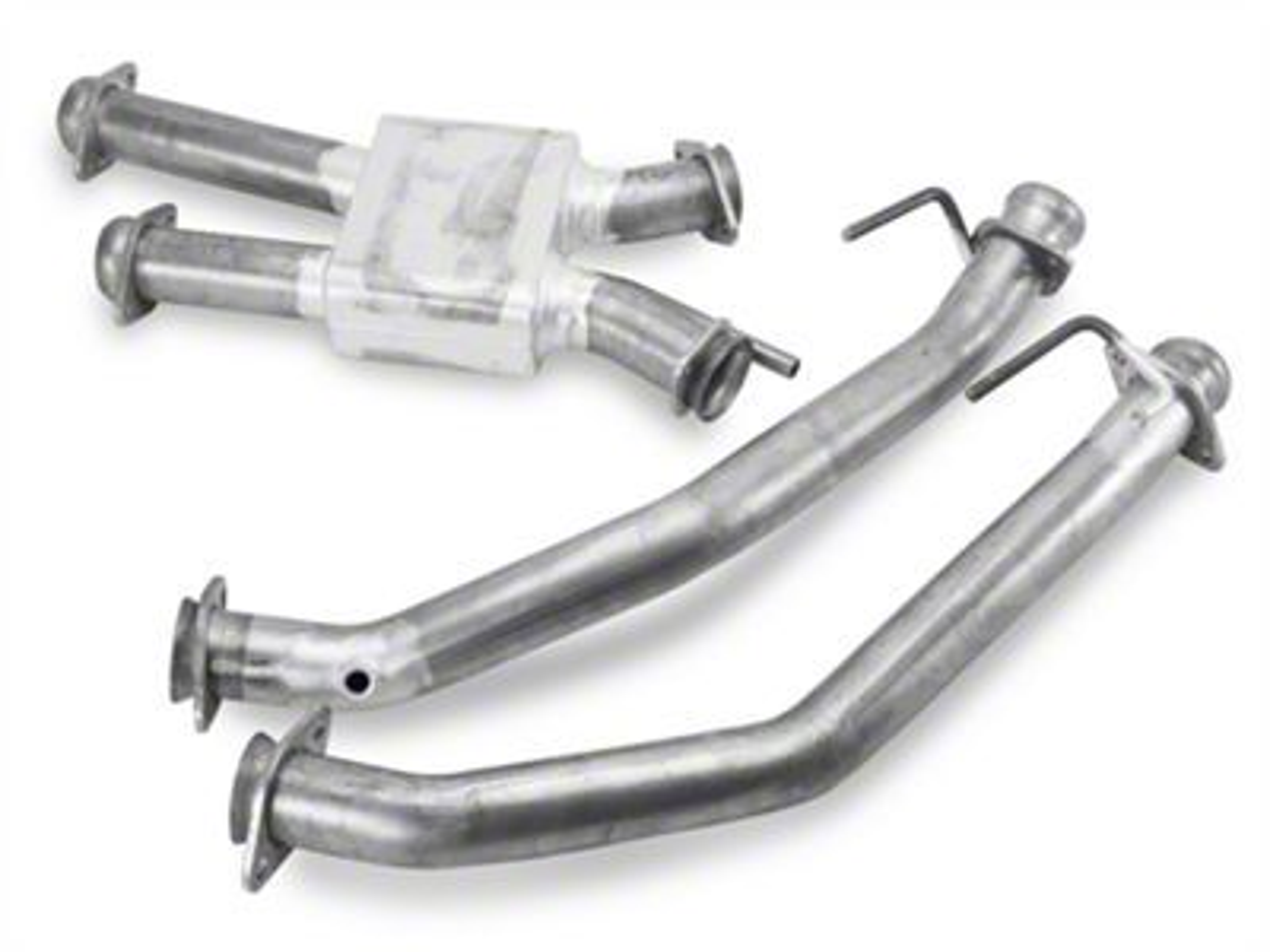 MAC Off-Road Pro Chamber Mid Pipe (79-93 5.0L)