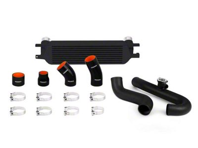 Mishimoto Black Performance Intercooler Kit w/ Black Piping (15-19 EcoBoost)
