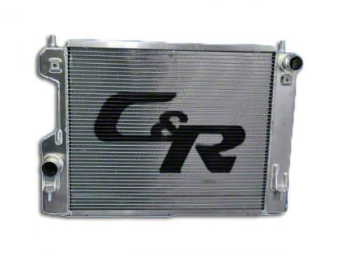 Extruded Tube Radiator (12-13 BOSS 302)
