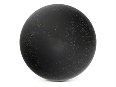 Alterum Black Metal Flake Shift Knob (79-04 All)