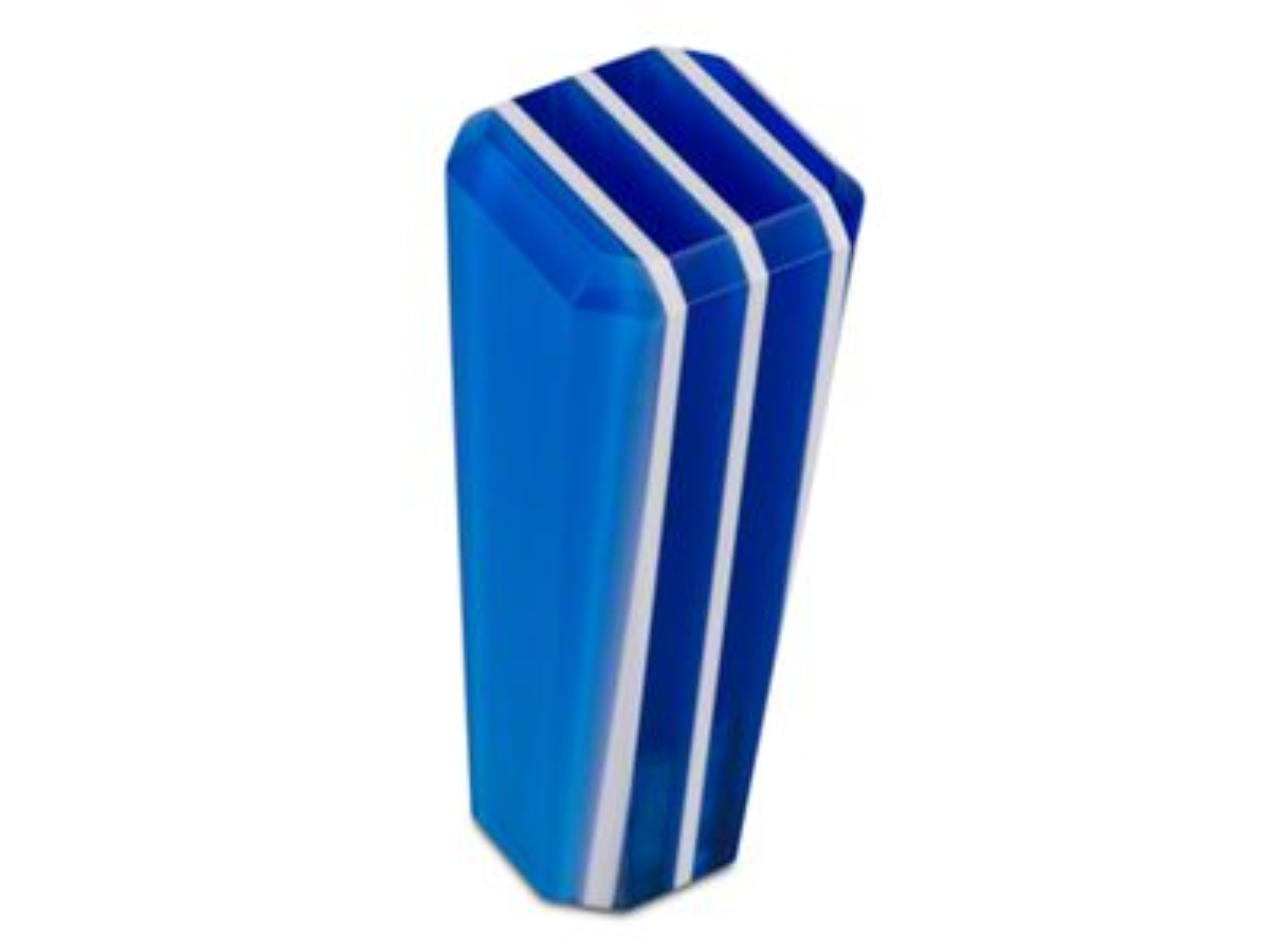 Alterum Blue Stripe Stix Shift Knob (05-19 GT, EcoBoost, V6; 07-09 GT500)