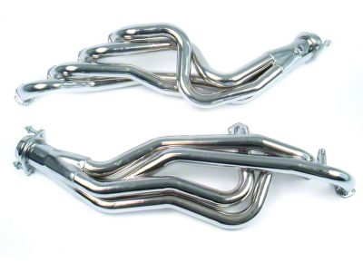 MAC 1-3/4 in. Chrome Long Tube Headers w/ 3 in. Collectors (94-95 5.0L)