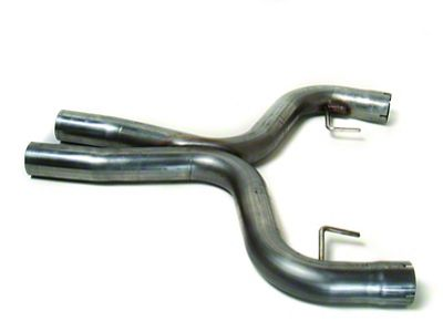 MAC Off-Road X-Pipe (05-10 GT w/ Long Tube Headers)