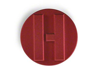 Mishimoto Hoonigan Oil Filler Cap - Red (87-93 5.0L; 94-01 GT)