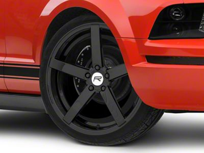Rovos Durban Black Chrome Wheel - 20x8.5 (05-14 All)