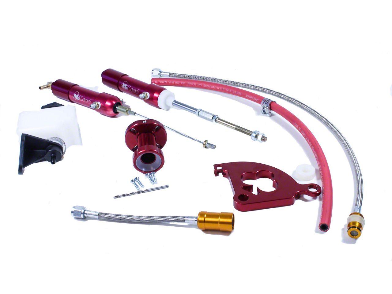 McLeod Hydraulic Slave Conversion Kit (79-95 5.0L; 96-04 GT)