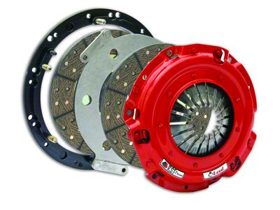 McLeod RST Twin Disc 800HP Clutch for Cable Linkage Applications - Upgraded 26 Spline (86-Mid 01 GT; 93-98 Cobra)