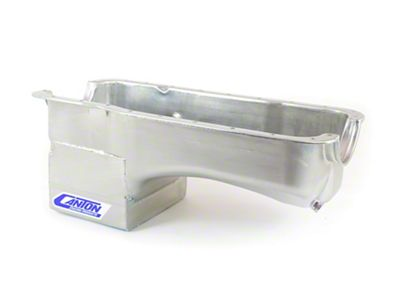 Canton Deep Rear Sump Oil Pan For use w/o Main Support Girdle - Street (79-93 5.0L)