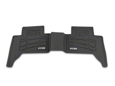 Wade Sure-Fit Rear Floor Mats - Black (15-19 All)