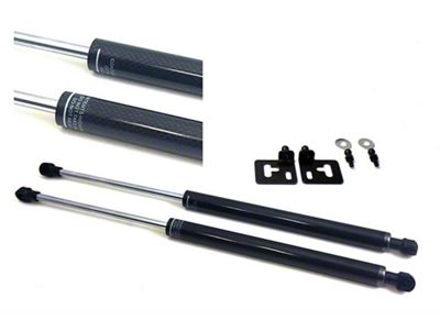 Prosport Carbon Fiber Hood Strut Kit (05-09 All)