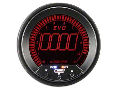 Prosport Quad Color Evo Tachometer - 85mm (79-19 All)