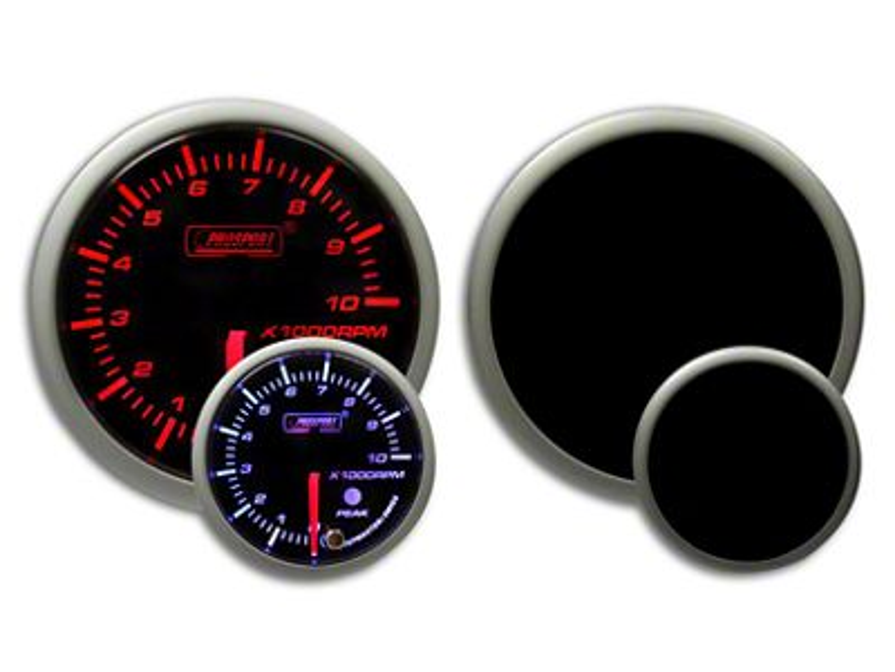 Prosport Dual Color Premium Dual Color Tachometer - Amber/White (79-19 All)