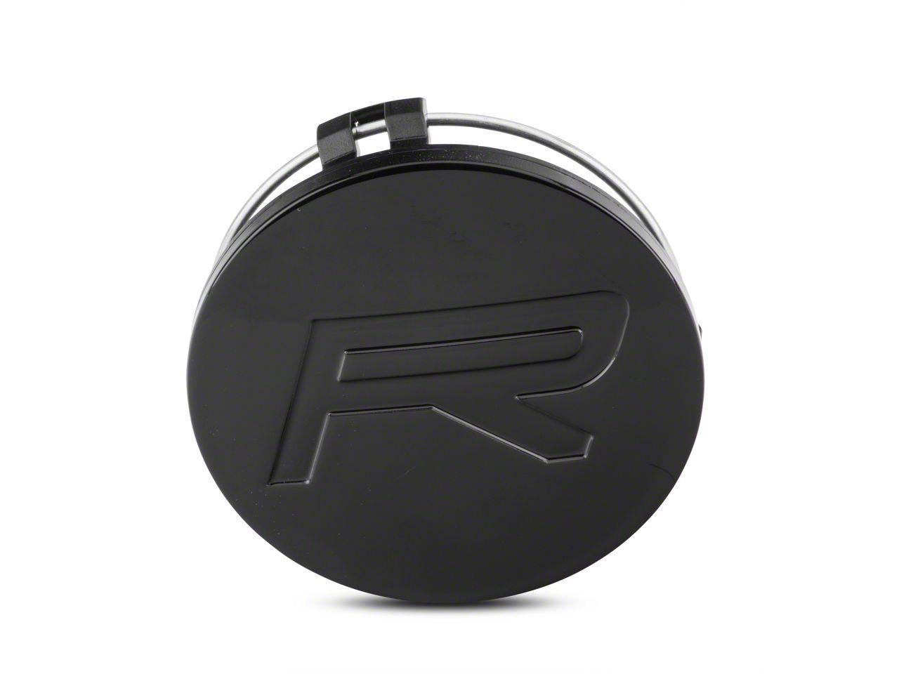 Rovos R Gloss Black Center Cap (94-19 All)