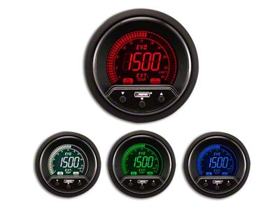 Prosport Premium Evo Exhaust Gas Temperature Gauge (79-19 All)