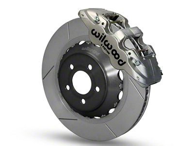 Wilwood AERO6 Road Race Front Brake Kit (15-19 All)