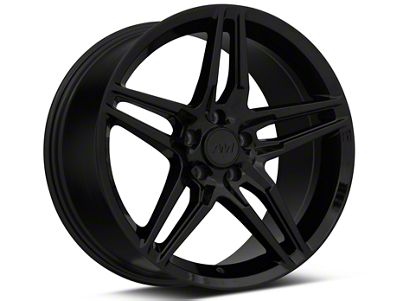 2018 Mustang Style Black Wheel - 19x10 - Rear Only (11-14 All)