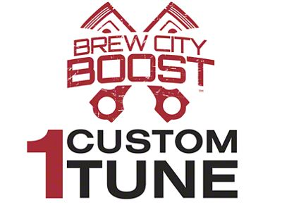 Brew City Boost 1 Custom Tune (15-18 EcoBoost)