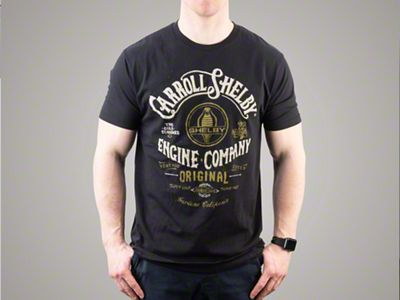 Carroll Shelby Gold Standard T-Shirt