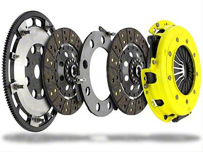 ACT Twin Disc HD Race Clutch Kit - 26 Spline (96-98 GT; Late 01-10 GT)