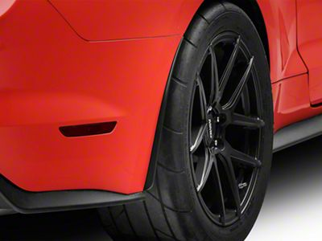 MP Concepts GT350 Style Rear Bumper Winglets (15-17 GT Premium, EcoBoost Premium)