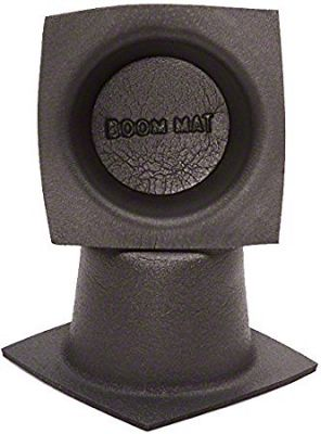 Boom Mat Speaker Baffles - 6-1/2 in. Round Slim (79-19 All)