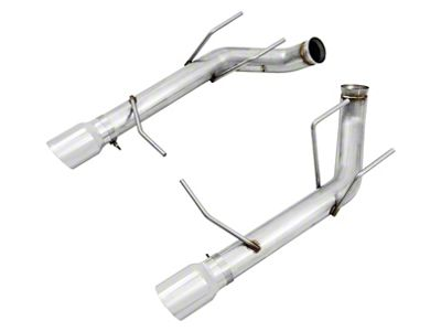 AWE Track Edition Axle-Back Exhaust w/ Chrome Silver Tips (11-14 GT; 11-12 GT500)