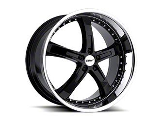 TSW Jarama Gloss Black Wheel - 19x8 (15-19 EcoBoost, V6)