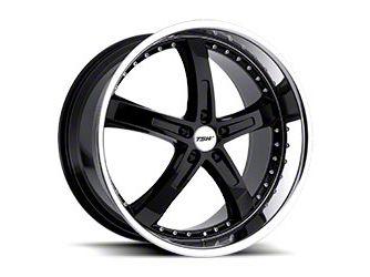 TSW Jarama Gloss Black Wheel - 19x8 (15-19 EcoBoost, V6)