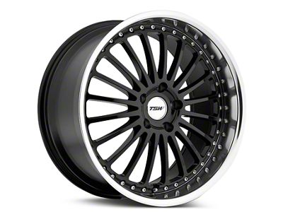 TSW Silverstone Gloss Black Wheel - 19x8 (05-14 All)