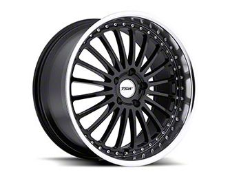 TSW Silverstone Gloss Black Wheel - 19x8 (15-19 All)
