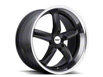 TSW Stowe Gloss Black Wheel - 19x8 (15-19 All)