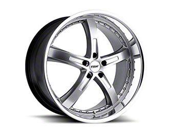 TSW Jamara Hyper Silver Wheel - 19x8 (15-19 EcoBoost, V6)