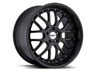 TSW Valencia Matte Black Wheel - 19x8 (15-19 All)