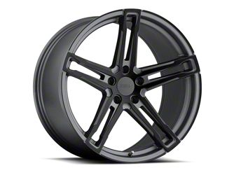 TSW Mechanica Matte Gunmetal Wheel - 19x8 (15-19 All)