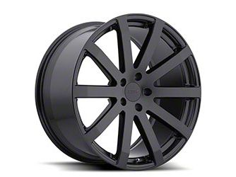 TSW Brooklands Matte Black Wheel - 19x8 (15-19 All)