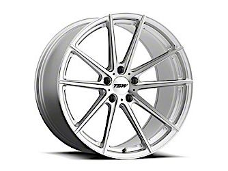 TSW Bathurst Silver Wheel - 19x8 (15-19 All)