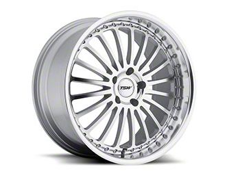 TSW Silverstone Silver Wheel - 19x8 (05-14 All)