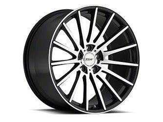 TSW Chicane Gloss Black Wheel - 19x8.5 (15-19 EcoBoost, V6)