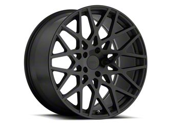 TSW Vale Double Black Wheel - 20x8.5 (15-19 EcoBoost, V6)
