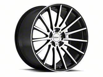 TSW Chicane Gloss Black Wheel - 20x8.5 (05-14 Standard GT, V6)