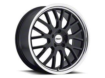 TSW Tremblant Gloss Black Wheel - 20x8.5 (15-19 EcoBoost, V6)