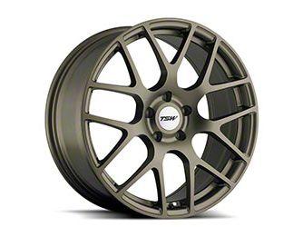 TSW Nurburgring Matte Bronze Wheel - 20x8.5 (15-19 All)