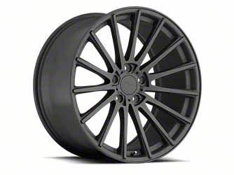 TSW Chicane Matte Gunmetal Wheel - 20x8.5 (15-19 EcoBoost, V6)
